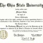 free college diploma template template update234 com template