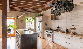 the subway tiles as a smart choice for decorating your kitchen