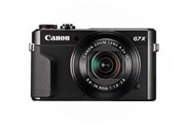 amazon photography black friday amazon com canon powershot g7 x mark ii digital camera w 1 inch