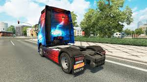 volvo truck 2004 skins for volvo truck for euro truck simulator 2