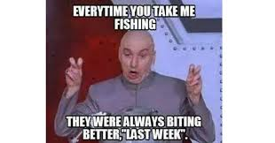 Ice Fishing Meme - top 20 fishing memes on the internet
