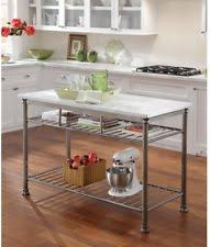 marble top kitchen islands marble kitchen islands kitchen carts ebay