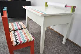 Kids Table And Chairs With Storage Build An Easy Diy Kids Table With Storage Anika U0027s Diy Life