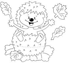 hedgehog coloring pages preschool hedgehog coloring pages 3 funnycrafts