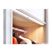 Closet Light Turns On When Door Opens Striberg Led Light Ikea Turns On Automatically When You