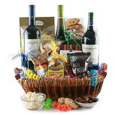 wine basket wine gift baskets happy hour wine gift basket diygb