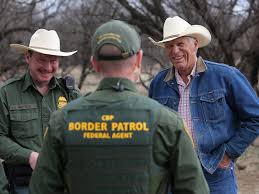 Hired Immediately Trump Admin Seeks To Loosen Hiring Requirements For Border Patrol