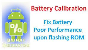 android battery calibration battery calibration for any android phone fix poor performance
