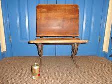Small School Desk Antique School Desk Ebay