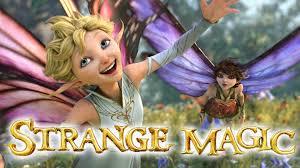 strange magic fairies awesome music u0026 girls kicking