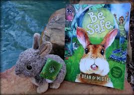 easter bunny book easter bunny gift book plush mini mister the bunny mister s garden