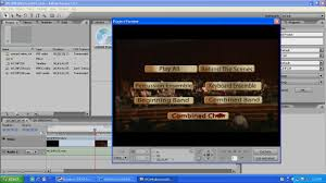 encore dvd menu templates need button help asap adobe encore dvd