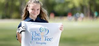 living with integrity the first tee