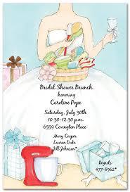 Kitchen Tea Invites Ideas Kitchen Wedding Shower Invitations Cloveranddot Com