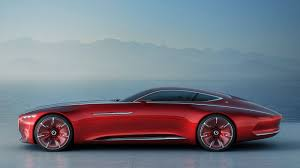 pictures of mercedes cars mercedes maybach concept is a look at the future of luxury cars