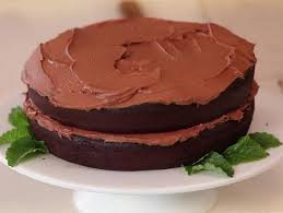 black bean chocolate cake with buttercream frosting recipe