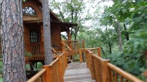tree house cottage in eureka springs youtube