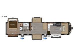 Montana Fifth Wheel Floor Plans New Keystone Rv Montana 3820 Fk Fifth Wheel For Sale Review Rate
