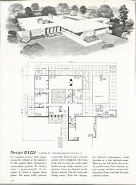 Antique House Plans Vintage House Plans New And Refreshing Mid Century Contemporary