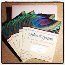 peacock invitations peacock bridal shower invitations mes specialist
