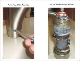 fix kohler kitchen faucet repairing kitchen faucet home design