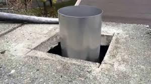 chimney draft problems extending liner induces draw flue guru