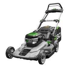 ego 21 in 56 volt lithium ion cordless battery push mower with
