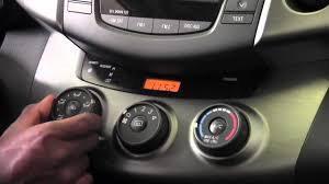 2011 toyota rav4 manual climate controls how to by toyota