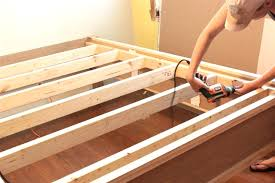 Best 25 Simple Wood Bed by Best 25 Build A Bed Ideas On Pinterest Diy Twin Frame Fine Wooden