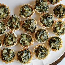 thanksgiving appetizers artichokes spinach and frozen artichoke