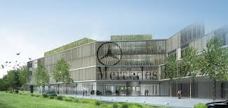 siege social mercedes mercedes hq and cus competition greater act