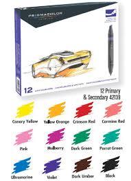 prismacolor marker set sanford r prismacolor r professional markers