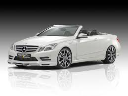 convertible mercedes 2015 piecha design releases tuning kit for mercedes benz e class