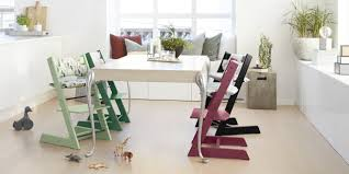Flexible Love Chair by The Original Tripp Trapp High Chair For Babies From Stokke
