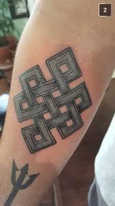 Son Tattoos Ideas My Son U0027s 4th Tattoo It U0027s The Eternal Knot Tattoo Ideas