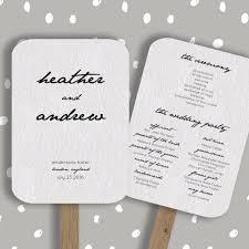 Diy Wedding Program Fans Wedding Program Fan Template Editable In Word Diy Printable