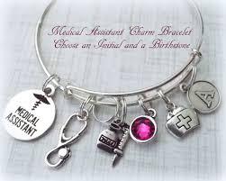 medical assistant bracelet gift for medical assistant