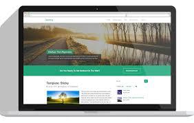 dazzling free flat design wordpress business theme colorlib