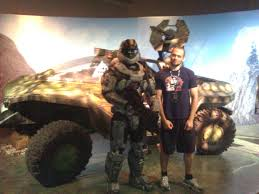 halo 4 warthog so they made a really real warthog halo 4 giant bomb