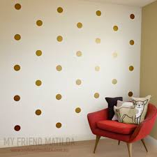 polka dot wall stickers decals for the modern nursery polka dot polka dots wall sticker removable wall decals stickers by my