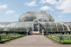 palm house at the royal botanic gardens in london the wanderblogger