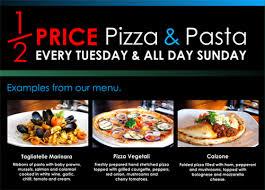 half price restaurant italian restaurant bolsover derbyshire