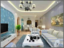 interior beautiful mediterranean style home interior living room