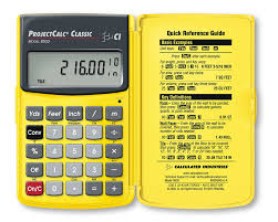 calculated industries 8503 projectcalc classic home improvement