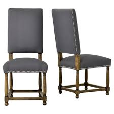 High Back Dining Room Chairs by Hooker Furniture Dining Room Lindy Linen Dining Chair 300 Linen