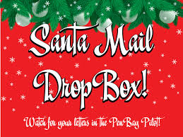 letters to santa mailbox santa s mailbox the letters to the pole been pouring