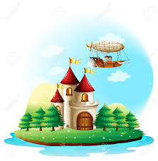 2 518 cloud castle stock illustrations cliparts and royalty free