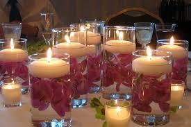 Cylinder Floating Candle Vase Set Of 3 Floating Candle Centerpieces Weddingbee