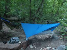 has anyone tried a poncho tarp above their hammock page 2