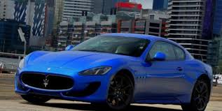 blue maserati 2015 maserati granturismo information and photos zombiedrive